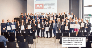 MM AWARD EMO Hannover 2017